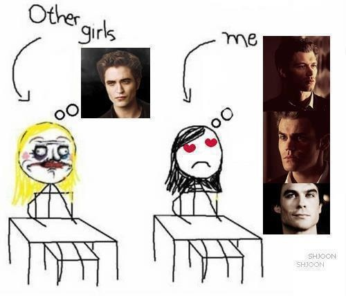 The Vampire Diaries :)