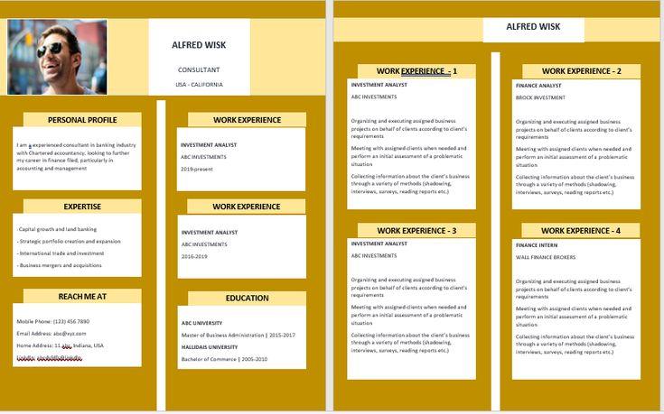 Consultant resume template resume exampleresume worded