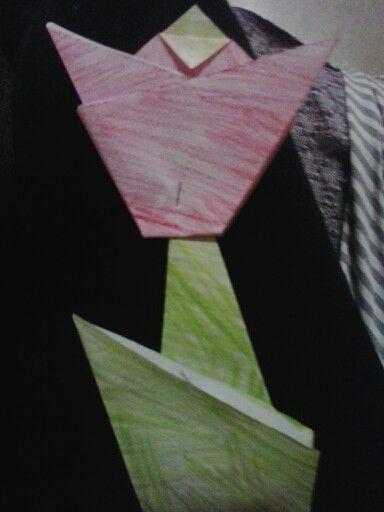 Τουλιπα origami