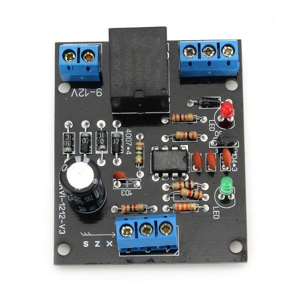12v датчик реле уровня постоянного тока бак для воды регулятор воды башни автоматический дренаж