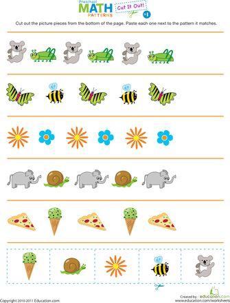 73 best images about pre school and kindergarten worksheets on pinterest. Black Bedroom Furniture Sets. Home Design Ideas