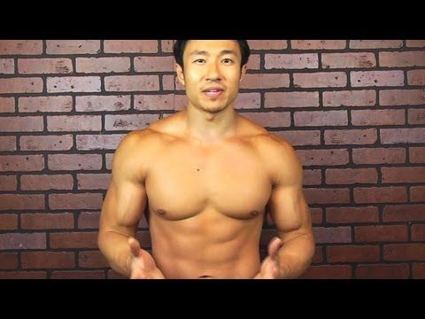 how to build muscle at home for skinny guys