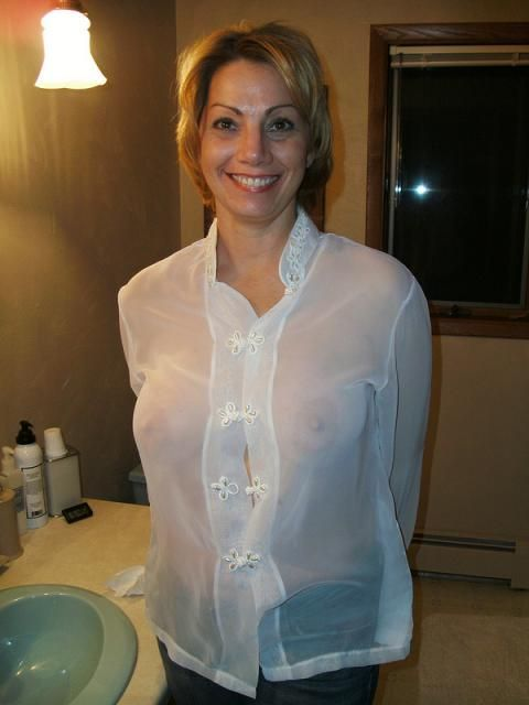 Silk Blouses And Tops
