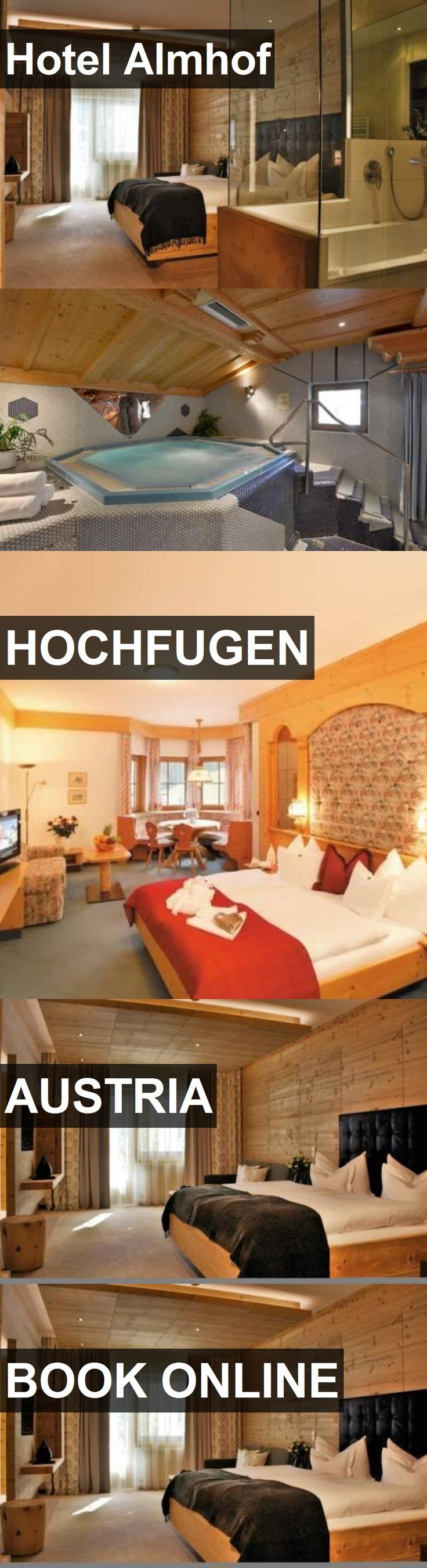 Hotel Almhof in Hochfugen, Austria. For more information, photos, reviews and best prices please follow the link. #Austria #Hochfugen #travel #vacation #hotel