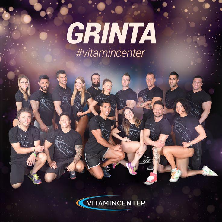 Credeteci sempre, fino alla fine. In qualsiasi campo della vita, non smettete mai di avere #GRINTA! #VitaminCenter > www.vitamincenter.it/