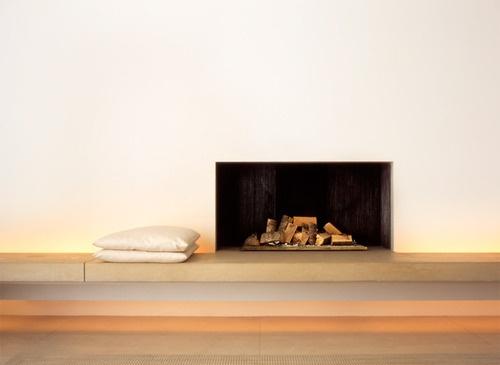 John Pawson | Fireplace