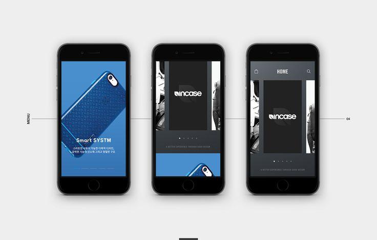 Incase eCommerce Mobile App on Behance
