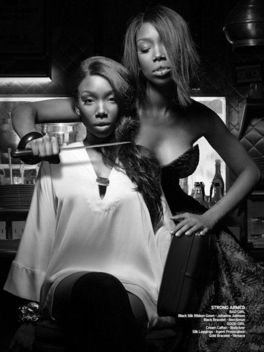 Brandy by Derek Blanks
