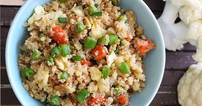 Recept na Květákové rizoto bez rýže