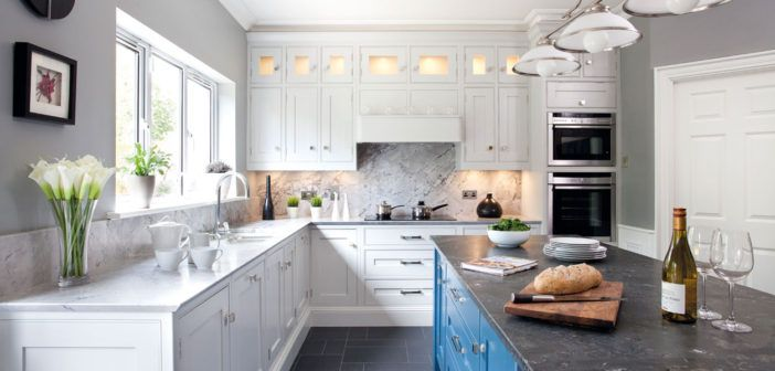 Reader's Kitchen – Celbridge – January 2017 – Issue 259  Carol from Celbridge researched her new kitchen for over three years, so she knew exactly the style and design she wanted. After being impressed by an O'Connors of Drumleck kitchen in a magazine, she visited their showroom and fell in love with one of their designs from their new collection. The rest is history.