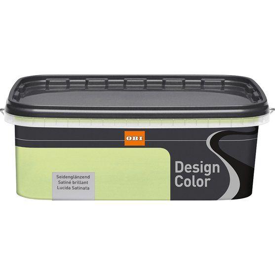 OBI Design Color Mint seidenglänzend 2,5 l