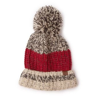 Roots - Chunky Cabin Toque, $38
