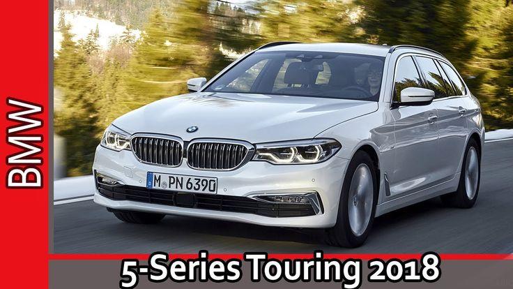 BMW 5‑Series Touring 2018 / БМВ 5-серии Туринг 2018 - Обзор от AUTO WORL...