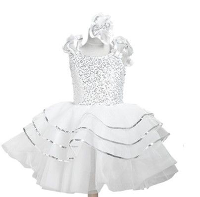 Snow Crystal | Dancewear by Patricia