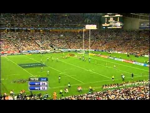 2005 NRL Grand Final - Wests Tigers v North Queensland Cowboys