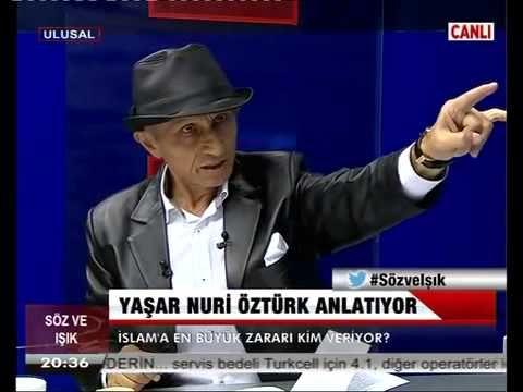 Söz ve Işık 26.04.2015 | Prof.Dr. Yaşar Nuri Öztürk | Ulusal Kanal