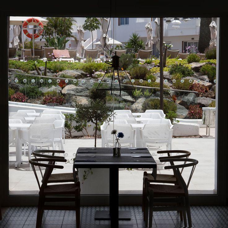 Espacio diseñado para el hotel Correlejo Village en las Palmas.