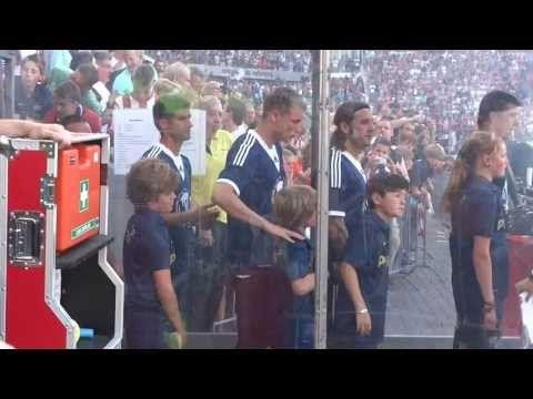Franck Ribery et l'échange d'enfants !