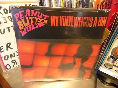 Peanut Butter Wolf My Vinyl Weighs A Ton 2x LP NEW vinyl [Lootpack Planet Asia]