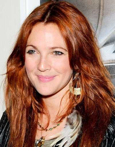 red hair for brunettes | темно рыжий цвет волос фото - Сумки