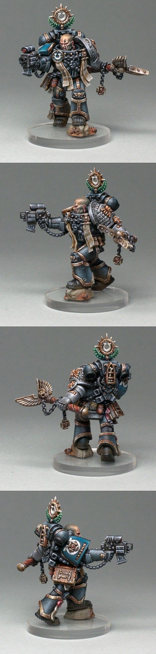 Orthan Cassius from Deathwatch Overkill