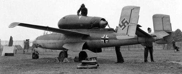 Heinkel He 162 Volksjaeger