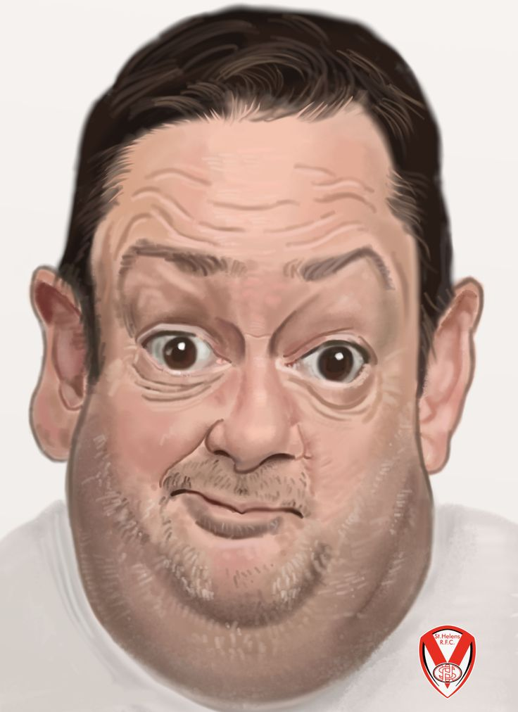 Johnny Vegas.. Michael Joseph Pennington, known professionally as Johnny Vegas, is an English actor and comedian, known for his angry rants, surreal humour, portly figure and high husky voice.Supporter of The Steve Prescott Foundation and St.Helens RFC..