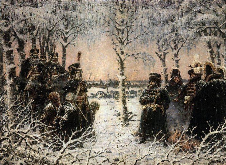 Галерея - Картина: С оружием в руках - расстрелять. 1887 ...