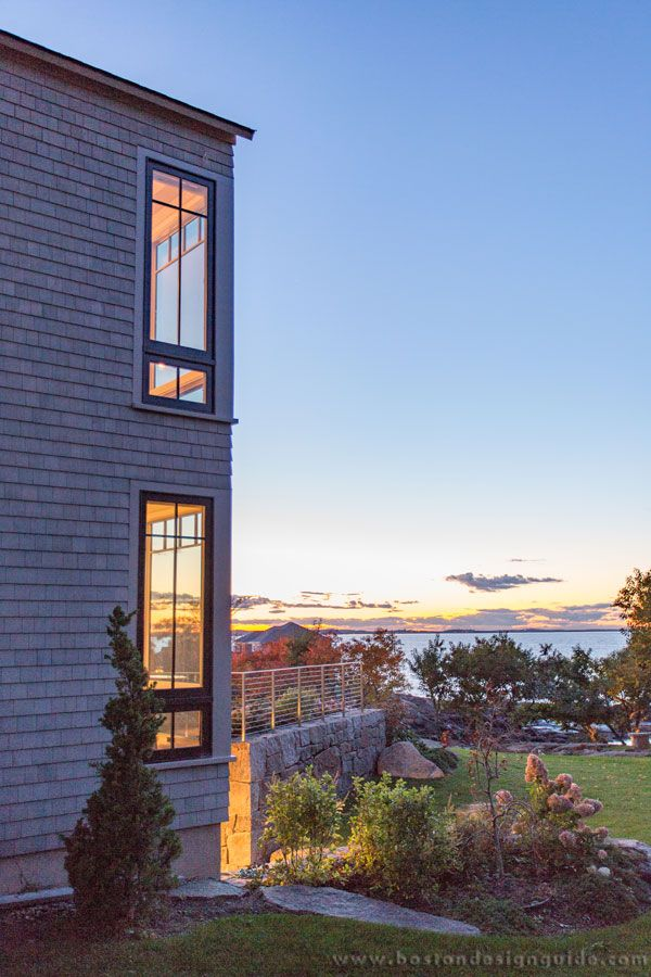 151 Best Waterfront Homes Images On Pinterest Architects