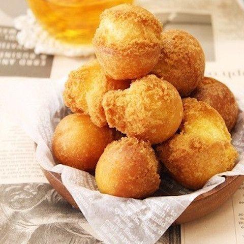 バニラアイスとホットケーキミックスで、絶品ドーナツができた!   クックパッドニュース