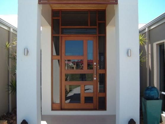 Entrance Designs by Hervey Bay Timber Joinery