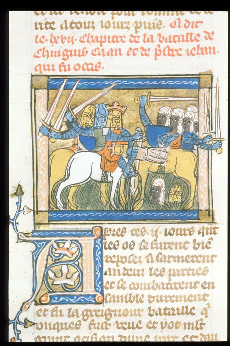 Battle of Genghis Khan and Prester John