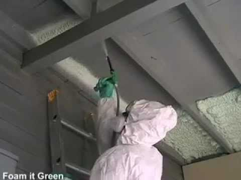 Setting Up a Foam It Green 602 Kit from Spray Foam Direct - YouTube