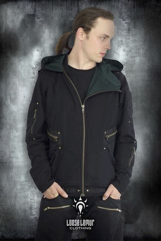 Sentinel Hoodie. https://www.galleryserpentine.com/collections/mens-jackets-coats