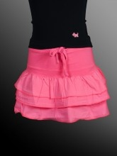 Girls (Junior) - Skirts - Jersey - Neon Pink