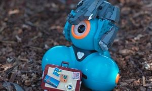 Programmable robot Dash adapts to children's adventures.