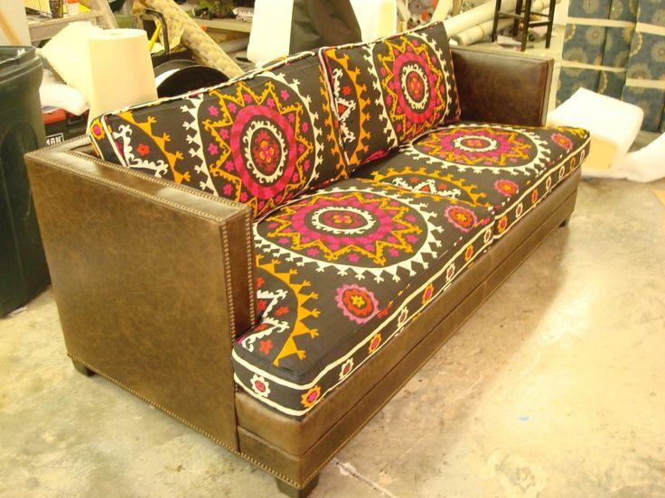 Leather Sofa Seat Cushion Covers