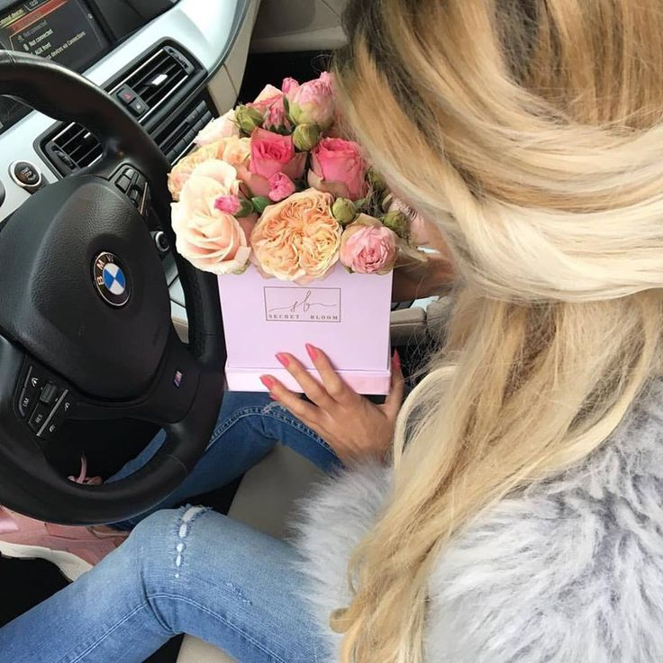 secret bloom boxes boxes of natural flowers flower mix pink box luxury roses english roses  secre.bloom.boxes@gmail.com Slovakia