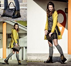 Il était un fois: A new look for the winter sun. Tailored-Street-Style. (N-1) Couture & Ebarrito.