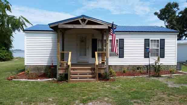 Pet friendly holiday house in Cedar Island