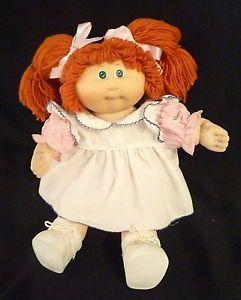 Original Cabbage Patch Dolls -Xavier-Roberts-