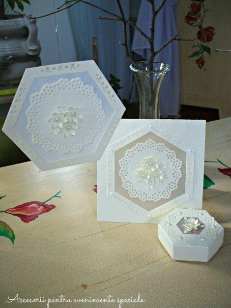 Cutiute pentru marturii handmade
