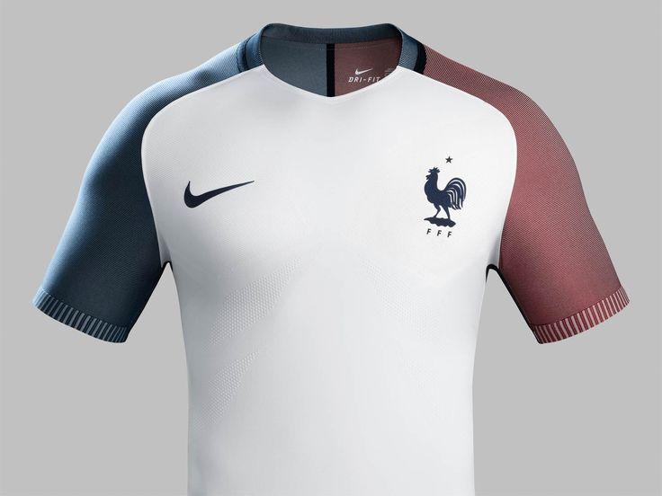 France Euro 2016 Away Kit Released
