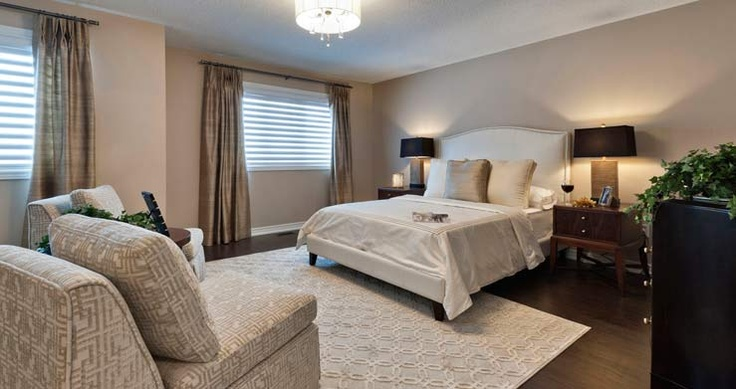The Princess Margaret Home Lottery Showhome 3 - Master Bedroom