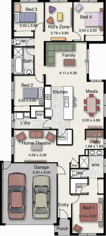 Its no wonder our Birchgrove 220 is such a popular home. Perfect for families!