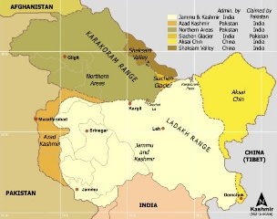 Kashmir conflict - Wikipedia, the free encyclopedia
