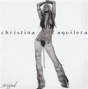 Christina Aguilera Stripped on 2x Vinyl LP Grammy Winner Best Female Pop Vocal Performance True to its title, Stripped, the audacious new RCA Records release from Christina Aguilera, strips away the l