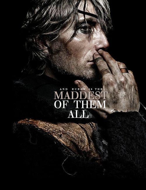 feat. Mads Mikkelsen as Euron Greyjoy