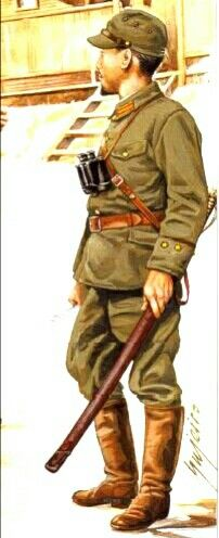 Japanese Army officer, Makassar, april 1942 - pin by Paolo Marzioli