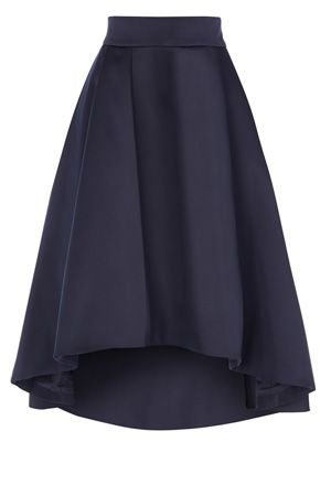 Skirts / Blues DEBORAH HIGH LOW SKIRT  / Coast Stores Limited